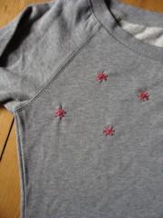 Sweatshirt im Zakka-Style