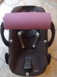 Armpolster für die Babytrageschale