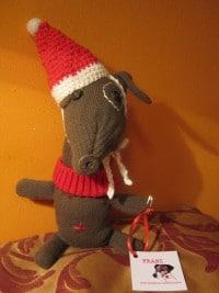 """Weihnachtshund """"Nico"""""""
