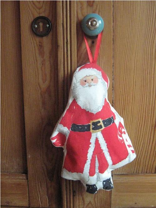 Multikulti Weihnachtsmann - HANDMADE Kultur