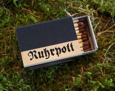 Feuer machen mit Ruhrpott-DeLuxe