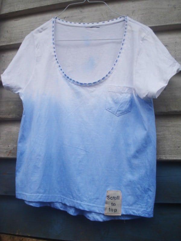 """""""Shades of blue"""" Shirt"""
