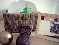 Weihnachtsgeschirr