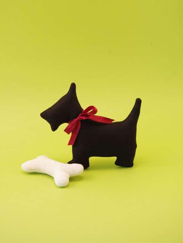 Stoffhund Henry