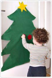 weihnachtsbaum diy anleitungen bei handmade kultur. Black Bedroom Furniture Sets. Home Design Ideas