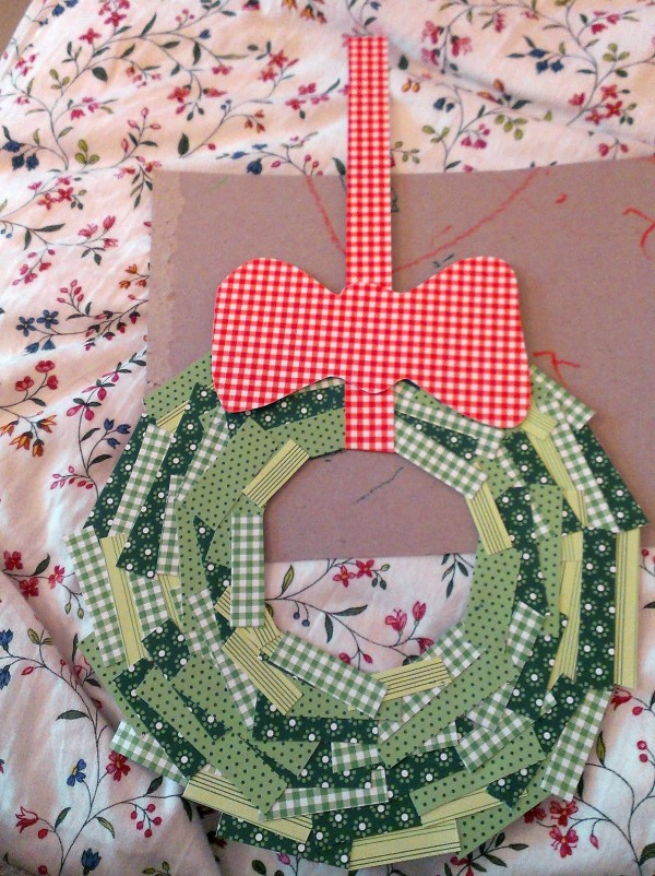 diy weihnachtsbasteln mit kindern handmade kultur. Black Bedroom Furniture Sets. Home Design Ideas