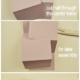 Teelicht-Karte aus einem A4-Blatt