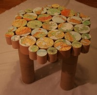 Weltenbummler Tisch