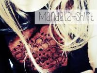 Refashion: Mandala-Shirt