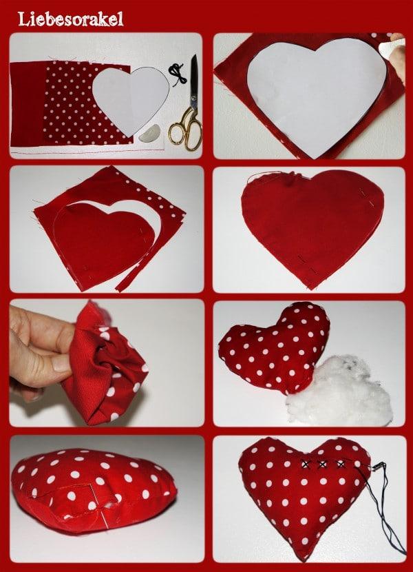 Valentinstag. Liebesorakel