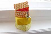 Kleine Origamiboxen