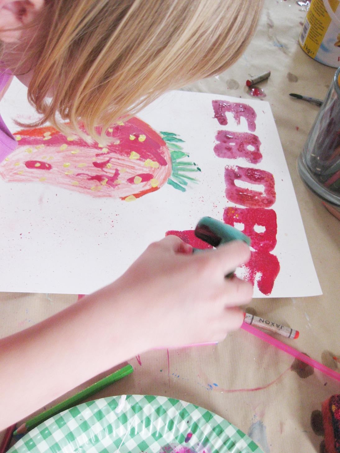 Kurs: Malkurse - Kreativkurse für Kinder in Nievenheim ...