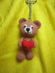 Hab-dich-lieb-Bär - Schlüsselanhänger