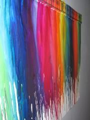 Crayon Art - Kunst aus Wachsmalstiften