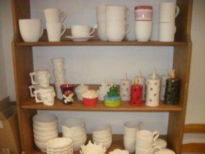 kreativwerkstatt - Keramik selbst bemalen
