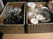 Schachteln, Schachteln....