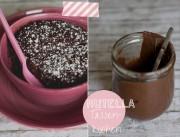 Nutella-Tassenkuchen