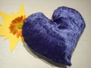 Herz-Kissen -  Ideales Geschenk für die Liebsten