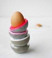 Beton diy anleitungen bei handmade kultur for Eierbecher selber machen
