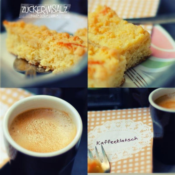 Lovely Crumble Cake