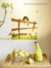Leuchte aus Flaschenkühler
