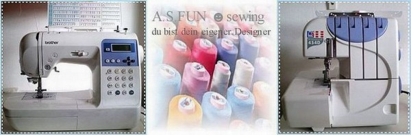 A.S.FUN sewing