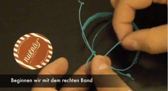 Shamballa Makramee Armband selbst gestalten