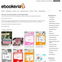 ebookeria - Dein Marktplatz für kreative digitale Medien