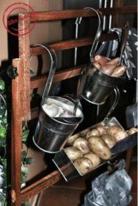 Die etwas andere Art der Kartoffel-, Knoblauch-, Zwiebel Aufbewahrung