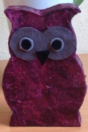 Die Eule Hedwig