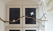 Origami-Blüten-Zweig