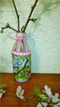 Glasvasen -Recycling