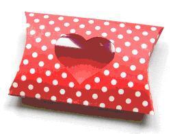 Schachtel mit Herz