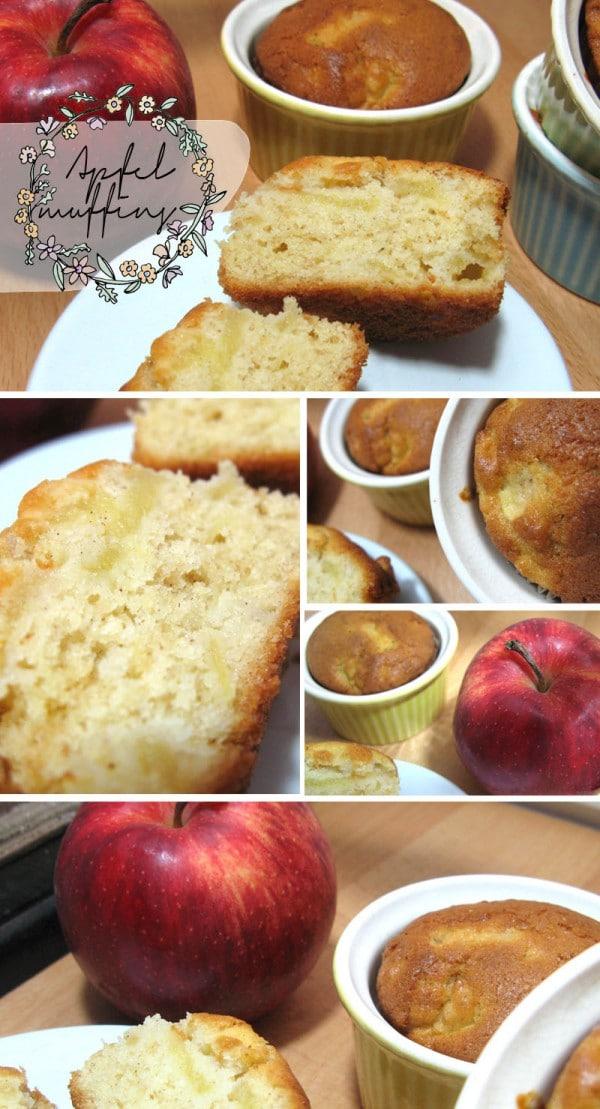 [backen] Apfelmuffins