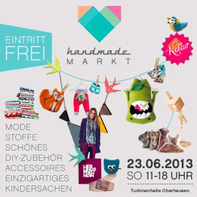 Handmade Markt 2013