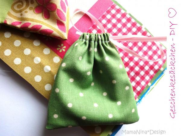 nice Give Aways - Kleinigkeiten schön verpackt