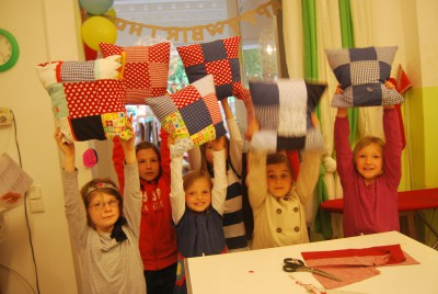 Nähkurs für Kinder in Osnabrück