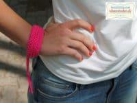 Supereinfaches Armband stricken