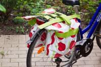 Fahrradtasche aus dem Handmade Kultur Magazin