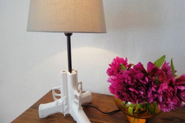 Von Vase zu Lampe