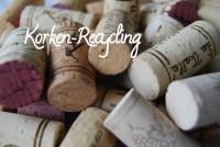 Weinkorken-Recycling