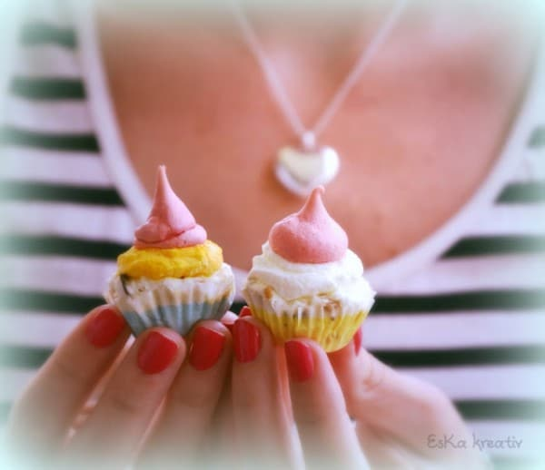 Sweet Sensations - Mini Eissplitter-Cupcakes