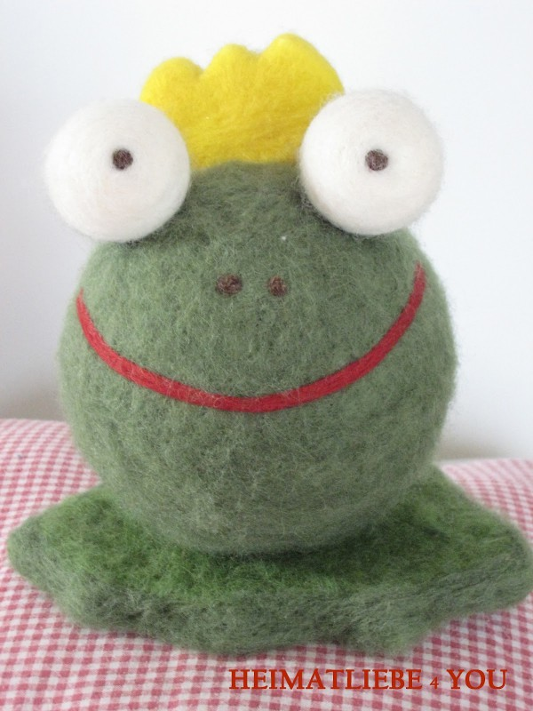 Heute schon einen Froschkönig geküsst?