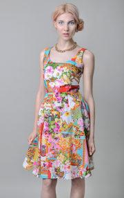 Schnittmuster: sommerliches Kleid BETTY
