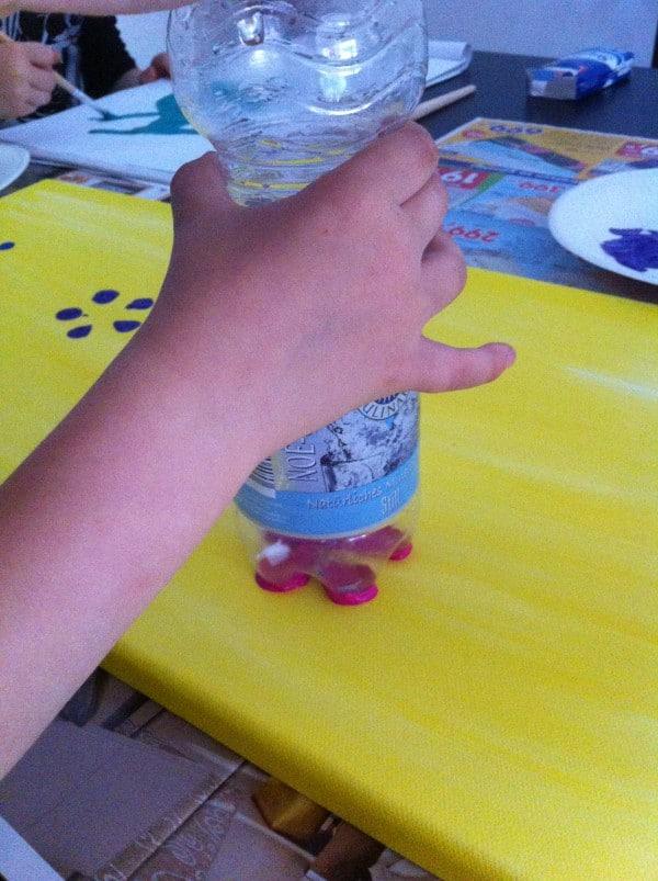 DIY - Bilder stempeln - kinderleicht