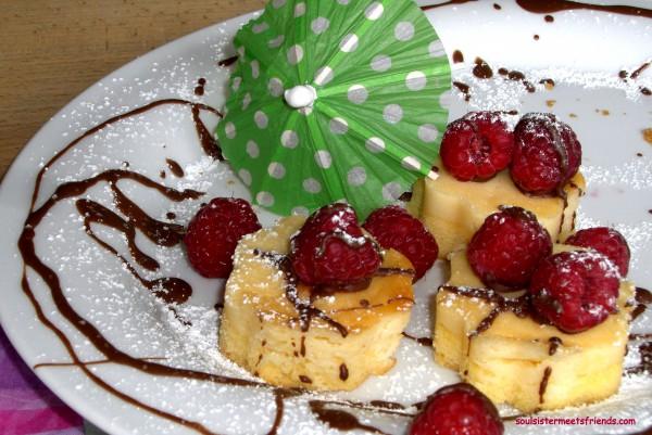 Blitzschnelles Dessert