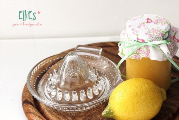 Lemon Curd - Eine sommerliche Leckerei