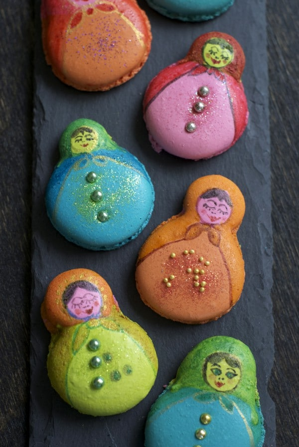 Matroschka - Macarons