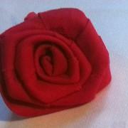 DIY - Rosen aus Stoff