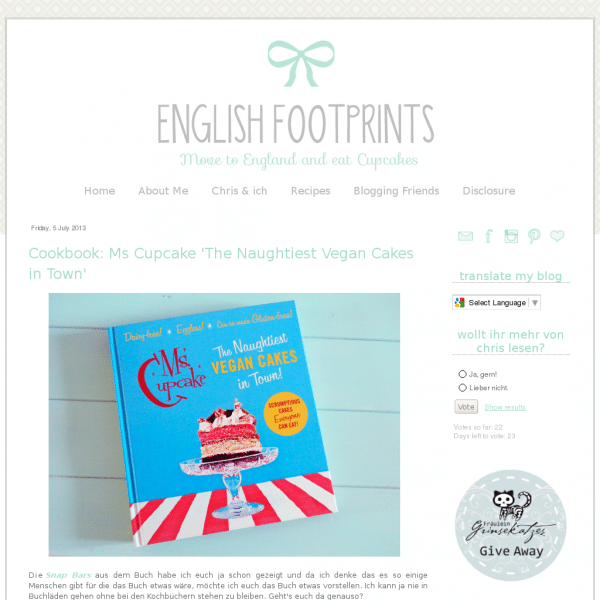 English Footprints